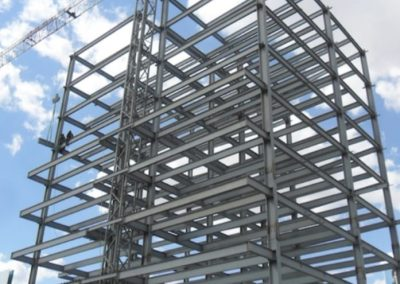 estructura metalica ponferrada