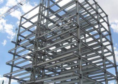 estructuras metálicas Ponferrada