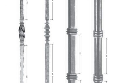 tubos de forja