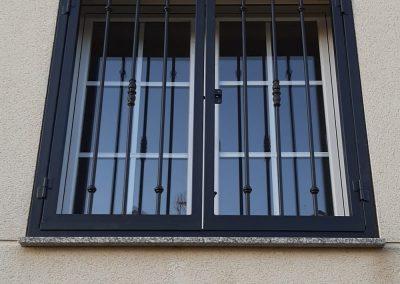 carpinteria metalica cierre ventana